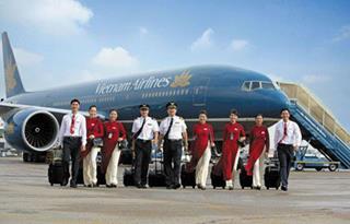 Ngành hàng không – Giấc mơ của giới trẻ