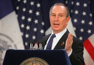 Con đường thành tỷ phú của Michael Bloomberg