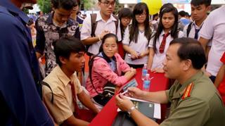 Hệ dân sự và quân sự ở trường Công an, Quân đội khác nhau thế nào?