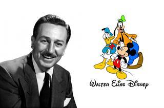 Walt Disney, công việc là tình yêu không là gánh nặng